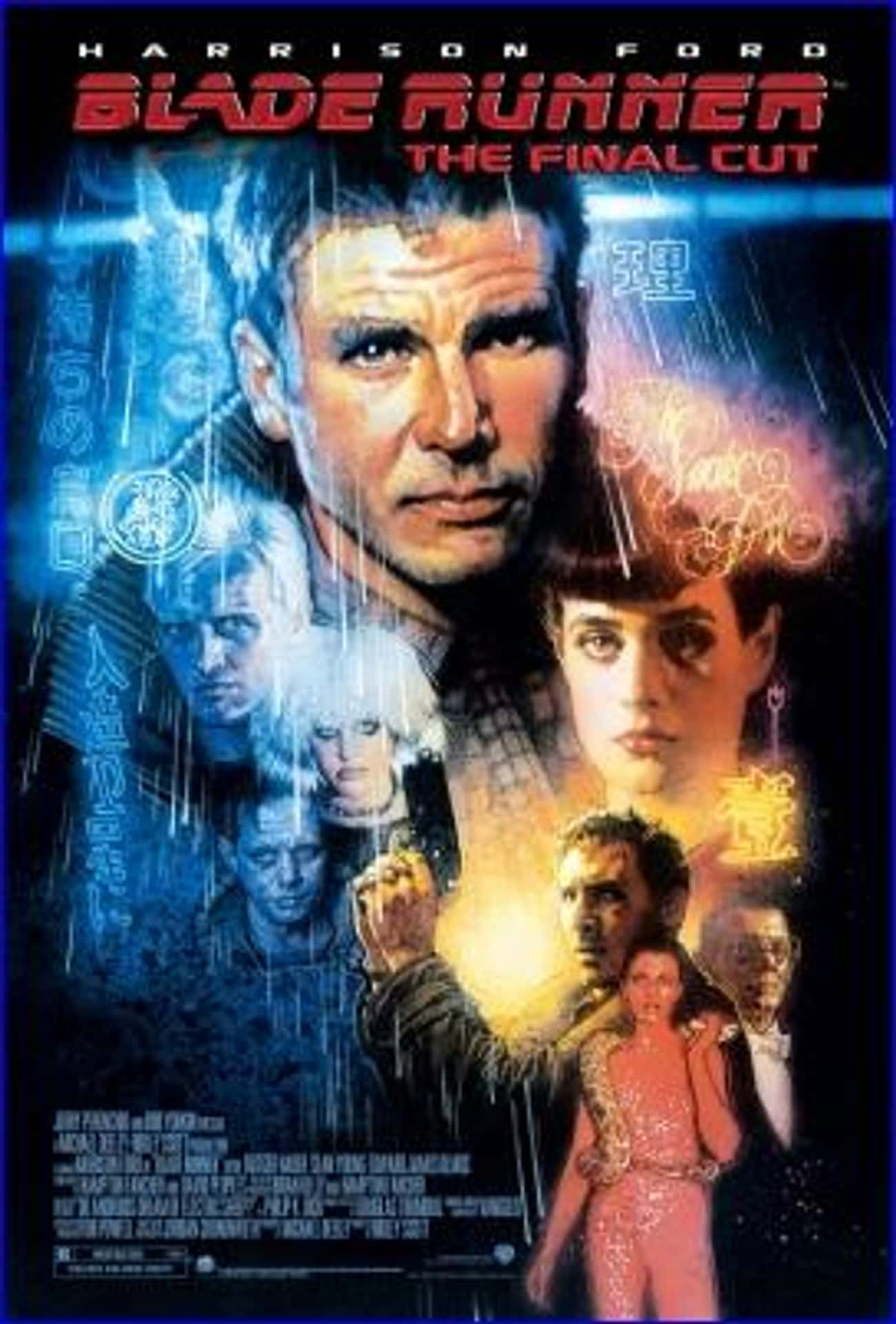 Blade Runner is listed (or ranked) 1 on the list The Best Intelligent Sci-Fi Movies of All Time