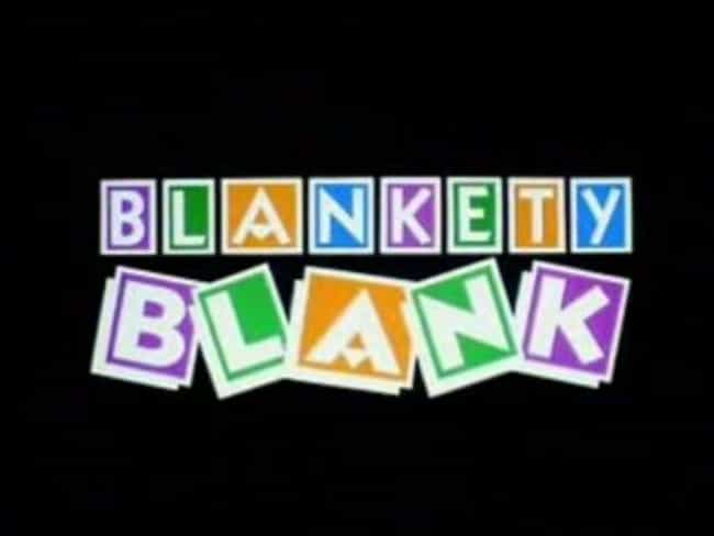 Blankety Blank is listed (or ranked) 4 on the list TV Shows Produced By Thames Television