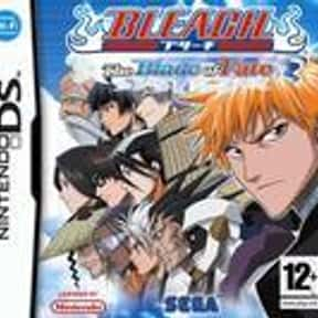 Bleach: The Blade of Fate is listed (or ranked) 2 on the list The Best Combat Games of All Time