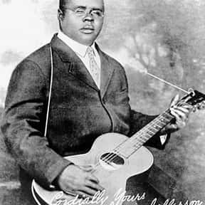 Blind Lemon Jefferson is listed (or ranked) 16 on the list The Best Musical Artists From Texas