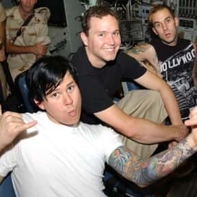 Blink-182 is listed (or ranked) 3 on the list List of Famous Bands from San Diego