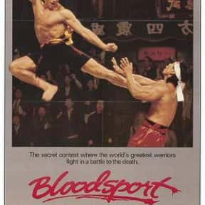 Bloodsport is listed (or ranked) 14 on the list The Best Movies of 1988