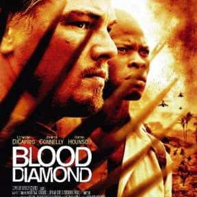 Blood Diamond is listed (or ranked) 8 on the list The Best Movies of 2006