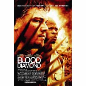 political review of blood diamond To an extent, blood diamond is a victim of its own length while the film includes a number of disturbing political and sociological insights, the adventure story is tepid and loses momentum as the storyline bogs down the main character, played by.