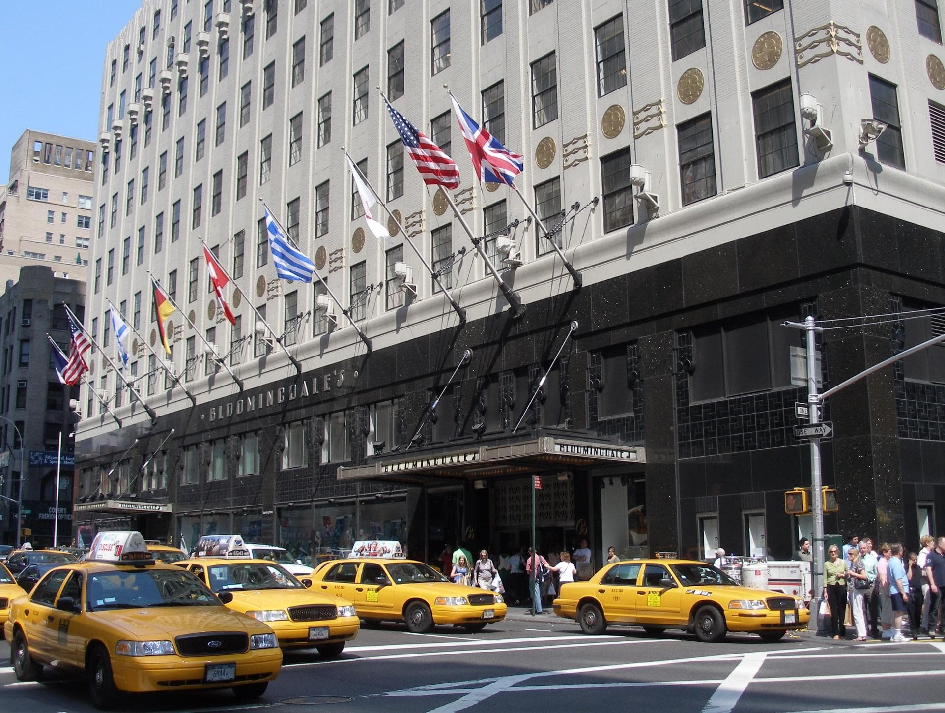 Random Best American Department Stores