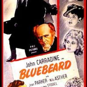 Bluebeard is listed (or ranked) 8 on the list The Best Horror Movies Set in Paris