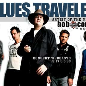 Blues Traveler is listed (or ranked) 7 on the list The Strangest Opening Act Bookings Ever