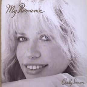 My Romance is listed (or ranked) 9 on the list The Best Carly Simon Albums of All Time