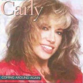 Coming Around Again is listed (or ranked) 4 on the list The Best Carly Simon Albums of All Time