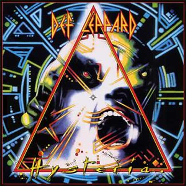 Hysteria is listed (or ranked) 1 on the list The Best Def Leppard Albums of All Time