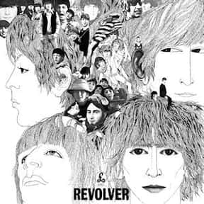 Revolver is listed (or ranked) 2 on the list The Greatest Albums of All-Time