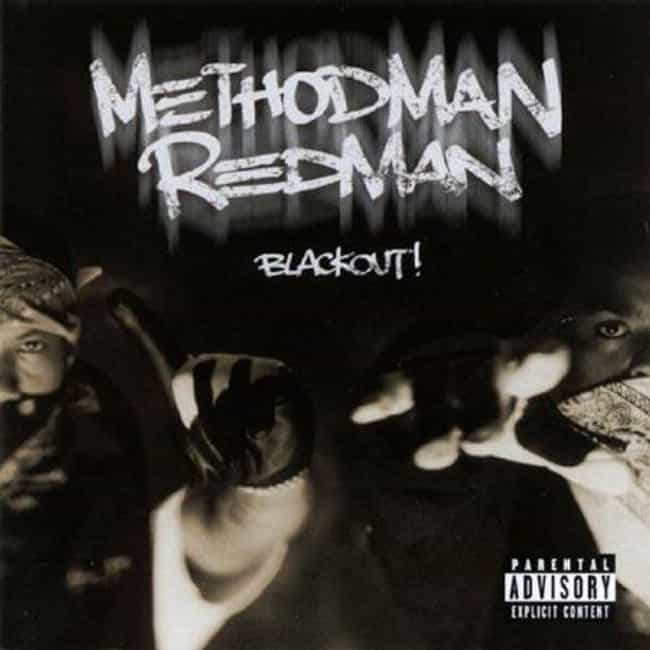 Blackout! is listed (or ranked) 4 on the list The Best Redman Albums of All Time
