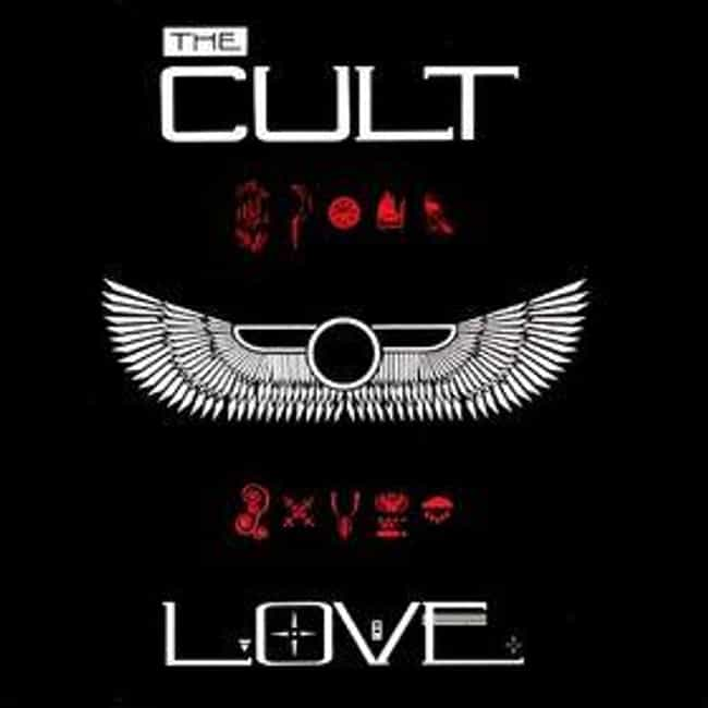 Love is listed (or ranked) 2 on the list The Best Cult Albums of All Time