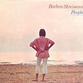 People is listed (or ranked) 8 on the list The Best Barbra Streisand Albums of All Time