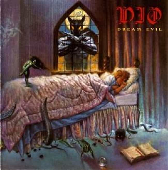 Dream Evil is listed (or ranked) 3 on the list The Best Dio Albums of All Time
