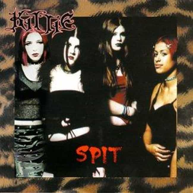 Spit is listed (or ranked) 4 on the list The Best Kittie Albums of All Time