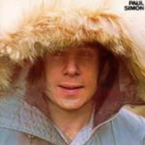 Paul Simon is listed (or ranked) 23 on the list The Best Pop Rock Bands & Artists