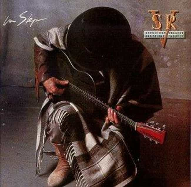 In Step is listed (or ranked) 3 on the list The Best Stevie Ray Vaughan Albums of All Time