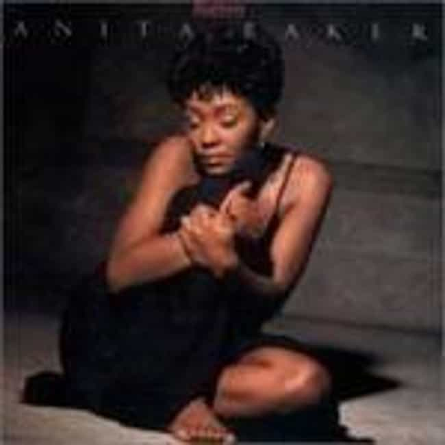 Rapture is listed (or ranked) 1 on the list The Best Anita Baker Albums of All Time