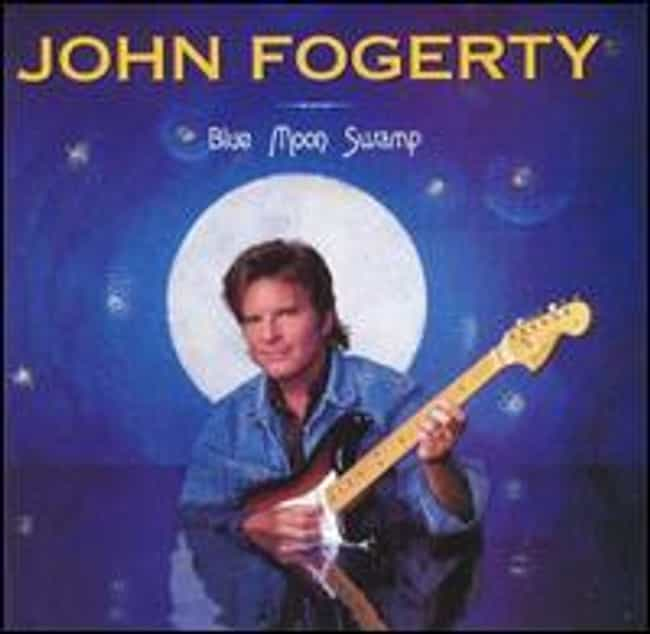 Blue Moon Swamp is listed (or ranked) 4 on the list The Best John Fogerty Albums of All Time