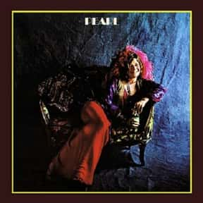 Pearl is listed (or ranked) 13 on the list The Greatest Albums of All-Time