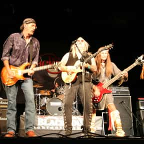Blackfoot is listed (or ranked) 8 on the list List of Famous Bands from Jacksonville