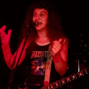 Anvil is listed (or ranked) 22 on the list The Best Speed Metal Bands