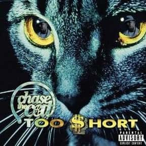 Chase the Cat is listed (or ranked) 14 on the list The Best Too $hort Albums of All Time