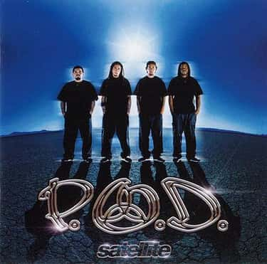 Satellite is listed (or ranked) 1 on the list The Best P.O.D. Albums of All Time