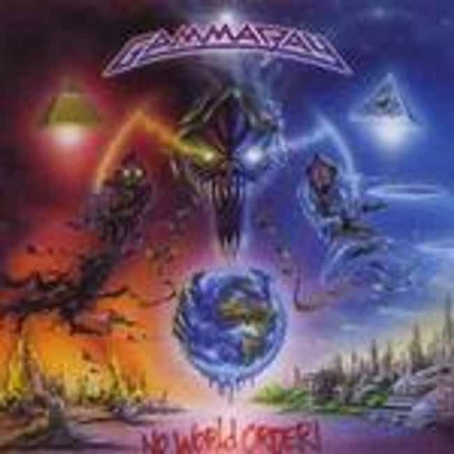 No World Order is listed (or ranked) 4 on the list The Best Gamma Ray Albums of All Time