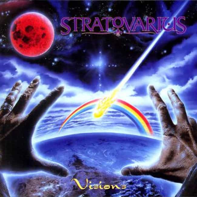 Visions is listed (or ranked) 1 on the list The Best Stratovarius Albums of All Time