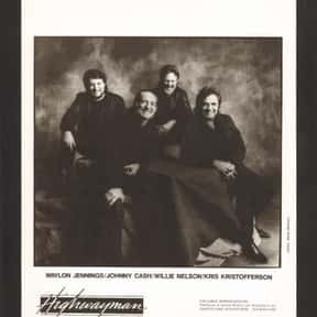 The Highwaymen is listed (or ranked) 15 on the list The Best Country Rock Bands and Artists
