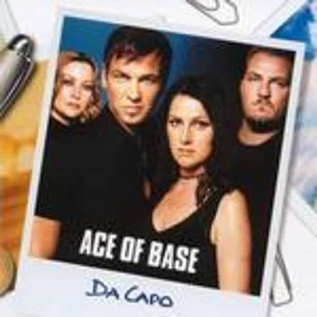 Da Capo is listed (or ranked) 4 on the list The Best Ace Of Base Albums of All Time