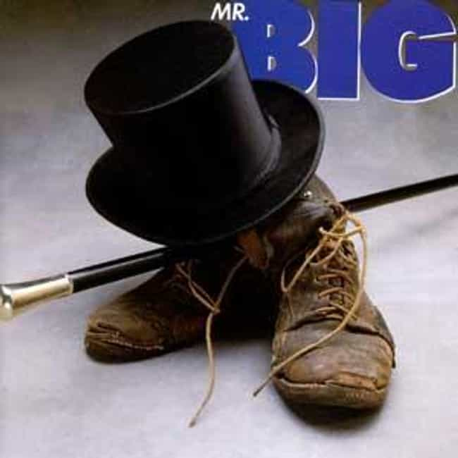 Mr. Big is listed (or ranked) 2 on the list The Best Mr. Big Albums of All Time