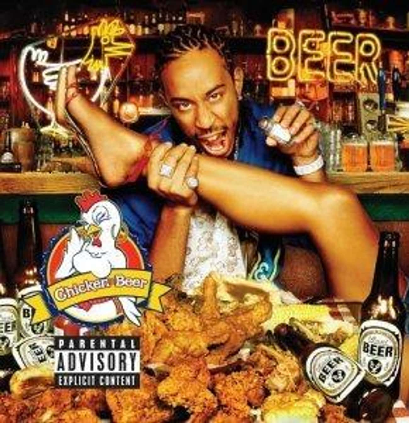 Chicken-N-Beer is listed (or ranked) 3 on the list The Best Ludacris Albums of All Time