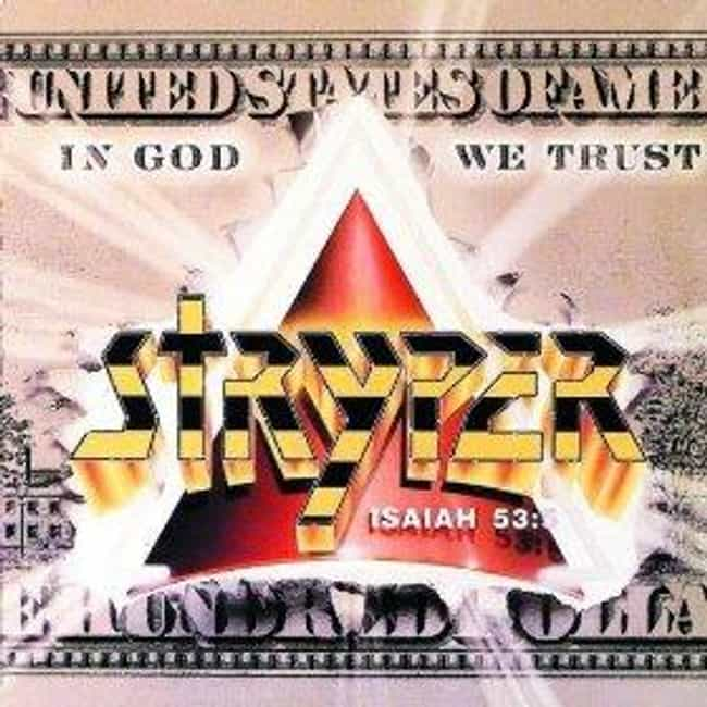 In God We Trust is listed (or ranked) 4 on the list The Best Stryper Albums of All Time