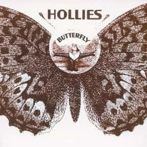 Butterfly is listed (or ranked) 2 on the list The Best Hollies Albums of All Time