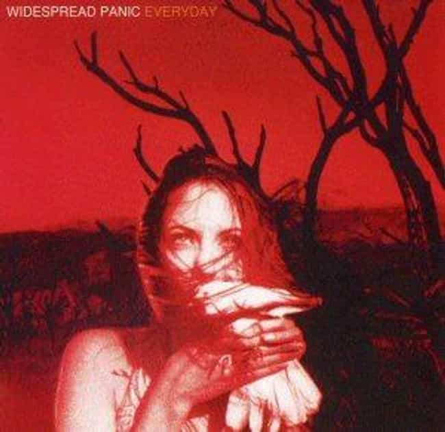 Everyday is listed (or ranked) 3 on the list The Best Widespread Panic Albums of All Time