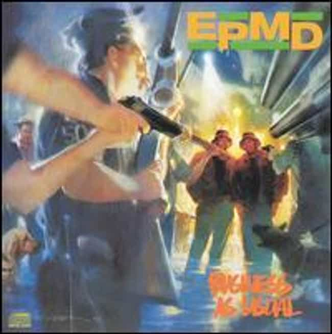 Business as Usual is listed (or ranked) 2 on the list The Best EPMD Albums of All Time