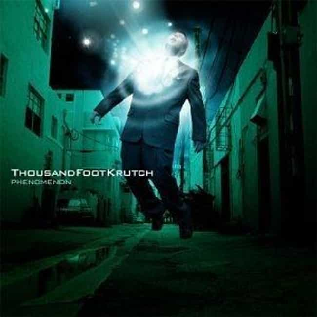 Phenomenon is listed (or ranked) 3 on the list The Best Thousand Foot Krutch Albums of All Time