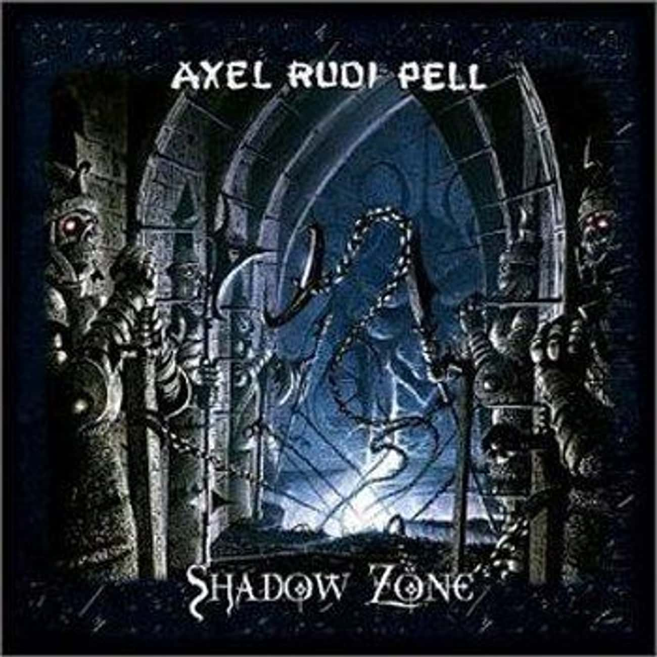 Shadow Zone is listed (or ranked) 3 on the list The Best Axel Rudi Pell Albums of All Time