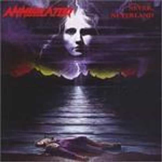 Never, Neverland is listed (or ranked) 1 on the list The Best Annihilator Albums of All Time