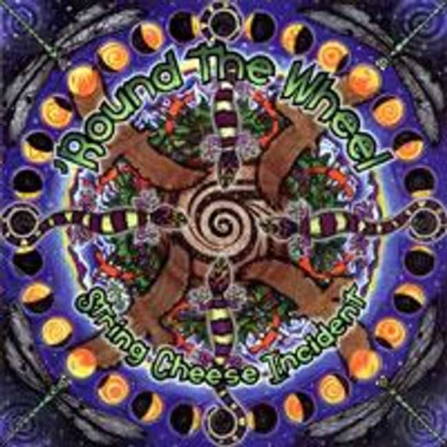 'Round the Wheel is listed (or ranked) 1 on the list The Best String Cheese Incident Albums of All Time