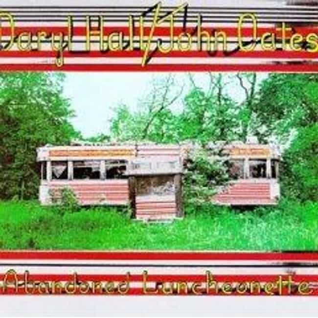 Abandoned Luncheonette is listed (or ranked) 1 on the list The Best Hall & Oates Albums of All Time