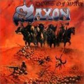 Dogs of War is listed (or ranked) 12 on the list The Best Saxon Albums of All Time