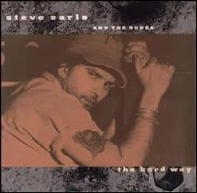 The Hard Way is listed (or ranked) 7 on the list The Best Steve Earle Albums of All Time