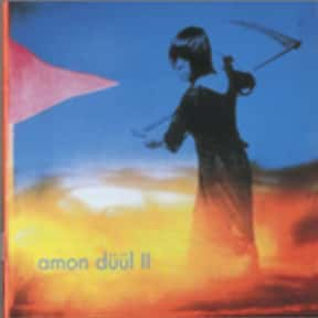 Amon Düül II is listed (or ranked) 7 on the list The Best Krautrock Bands/Artists