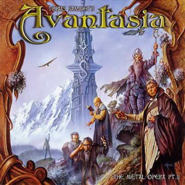 The Metal Opera, Part II... is listed (or ranked) 3 on the list The Best Avantasia Albums of All Time