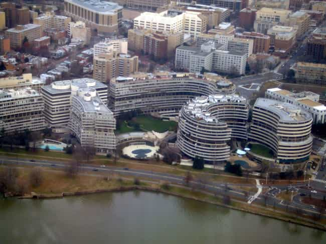 """Watergate scandal is listed (or ranked) 1 on the list Scandals That Ended with """"-Gate"""""""