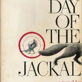 The Day of the Jackal is listed (or ranked) 1 on the list The Best Frederick Forsyth Books